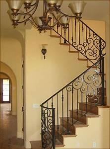 Iron Staircase Railing Sacramento  U2026