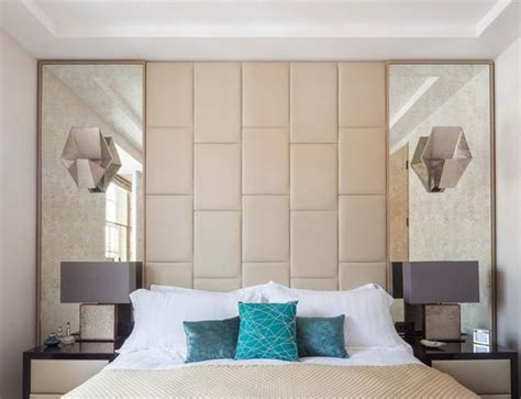 glamorous mirrors bringing chic  modern bedroom designs