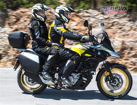 Suzuki V Strom 650 by New 2017 Suzuki V Strom 650 And 650xt Mcnews Au