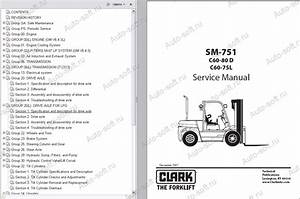 Clark Forklift Tm15 Wiring Diagram