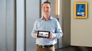 Aldi online shop tablet