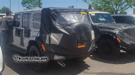 jl jeep diesel 2019 jeep wrangler jl diesel testing 6 the fast lane car