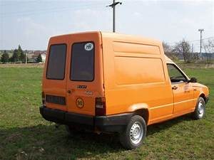 Fiat Fiorino 1 7 D  1996 God