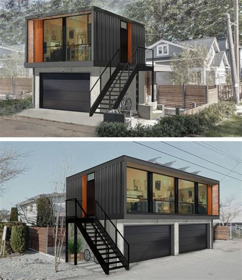 garage apartment the 25 best container shipping companies ideas on