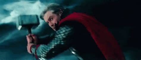 superhero gif thor chrishemsworth marvel discover