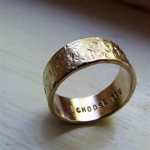 what you need to know about unusual wedding rings With unorthodox wedding rings