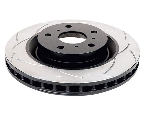 Dba 2500s Street T2 Slot Brake Rotor Honda Civic Type R