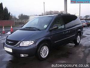 2003 03 CHRYSLER GRAND VOYAGER LPG CONVERTED 3.3 LIMITED