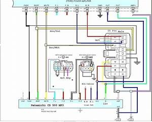 Diagram  Wiring Diagram Kenwood Deck