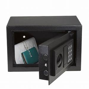 Digital Steel Safe Premium With Electronic Lock