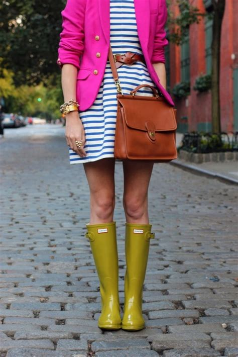 Picture Of Rainy Day Outfit Ideas 10