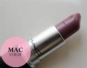 MAC Syrup Lipstick: Review, Swatches, Dupes, Price