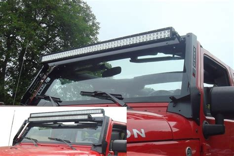 led light bars free shipping jeep wrangler forum