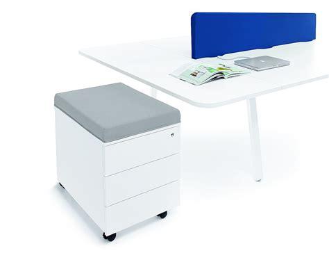 caisson mobile bureau caisson de bureau en bois à roulettes wood mobilier