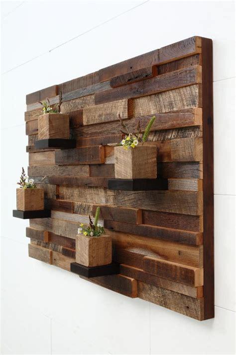 progetti fai da te da realizzare  il legno ecco  idee da fare subito