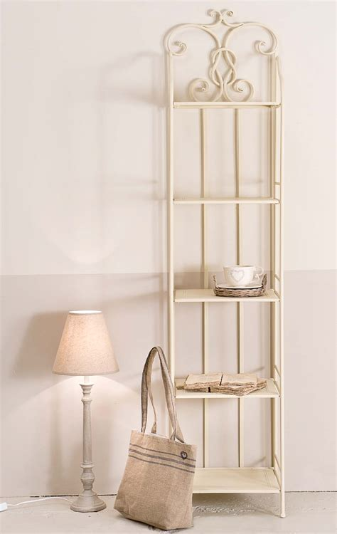 etagere provenzale etagere in ferro etnico outlet mobili etnici