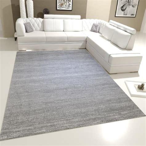 tapis poil blanc pas cher tapis de salon gris blanc achat vente tapis de salon gris blanc pas cher cdiscount