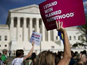 Supreme Court Rejects Planned Parenthood Challenge to ...