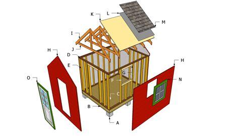 Free Plans For Garden Sheds - garden shed plans ilikesheds