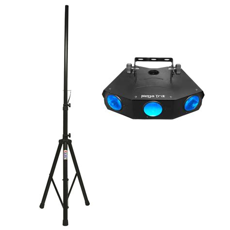 Floor And Stand Combo by Mega Trix Floor Effect Led Chauvet Light With