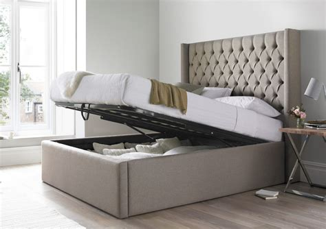 Ottoman Bed by Islington Upholstered Ottoman Bed Frame Storage Beds Beds