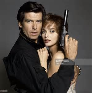 Pierce Brosnan James Bond Pose