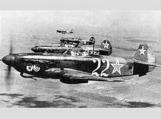 7 November 1944 USAAF Lightnings vs Soviet Yaks over
