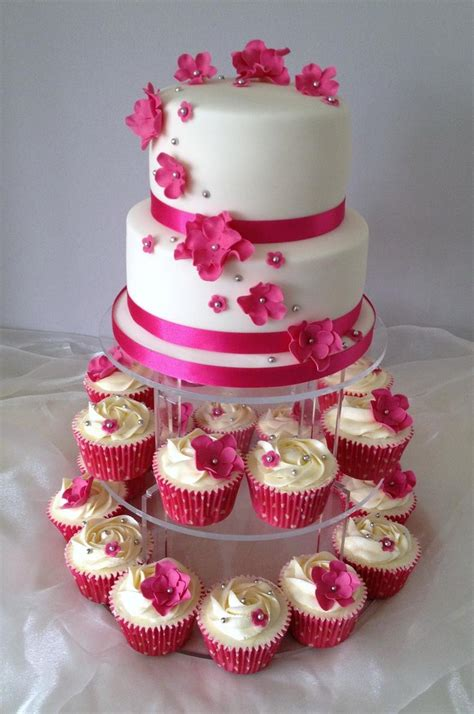 17 best ideas about pink cakes on pink