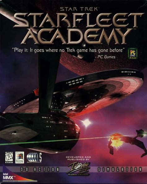 star trek starfleet academy  macintosh  mobygames