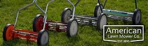 American Lawn Mower Company 18 In  Manual Walk Behind Reel