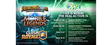 The Biggest Multi-game Mobile Game Tournament Of 2017