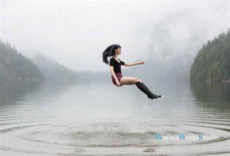 levitation art  human body