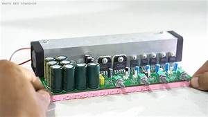Build 5 1 Channel Amplifier With Gainclone Lm1875 X Lm3886