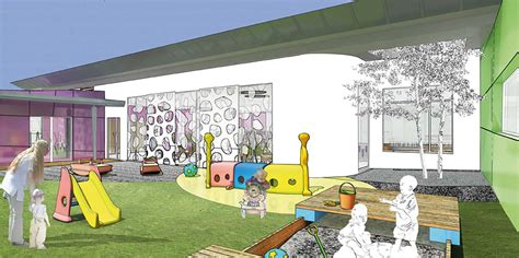 la maison de la enfance maison de la enfance architectoni