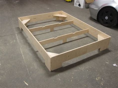 cnc routed bed frame wood working pinterest beds