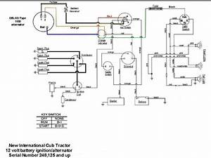 Farmall H Electrical Wiring Diagram Picture