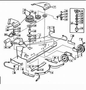 Cub Cadet 127 Parts Diagram