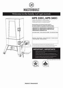 Masterbuilt Mb20051316 40 U0026quot  Thermotemp Xl Propane Smoker