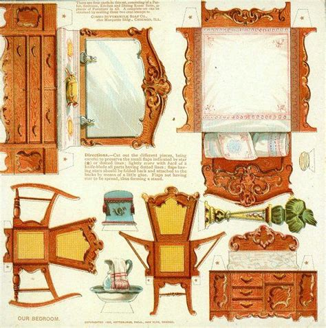 Kitchen Wallpaper Borders Ideas - 1000 images about dollhouse cutouts furnishings on pinterest wallpaper borders picasa and