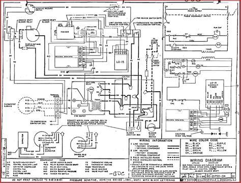 Tappan Air Handler Wiring Diagram Goodman