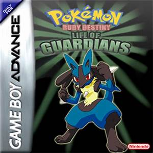 Pokemon Ruby Destiny - Life of Guardians Download, Cheats ...