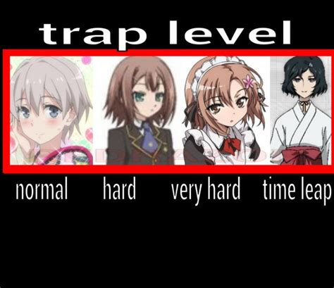 Anime Trap Memes - otaku meme 187 anime and cosplay memes 187 choose your trap level