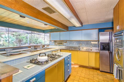 kitchen and cabinets 2173 redcliff mid century modern in silver lake 2173