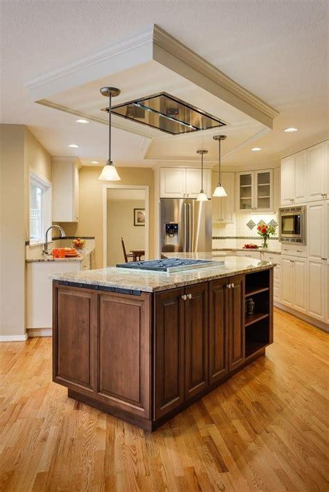 images  kitchen island hood fans  pinterest
