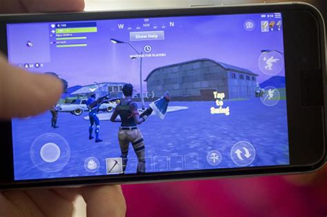 fortnite mobile voice chat update android launch