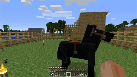 minecraft horse