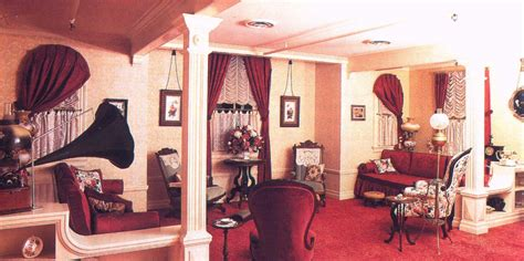 Walt's Private Apartment   Just Disney