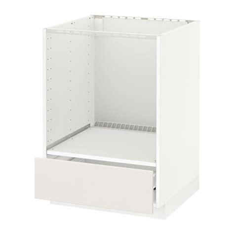 Ikea Unterschrank Herd by Metod F 214 Rvara Unterschrank F 252 R Ofen Mit Schubl Wei 223