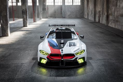 World Premiere Bmw M8 Gte