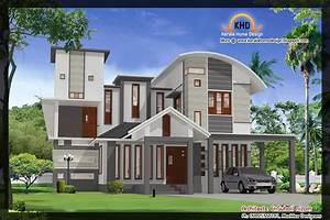 Home plan and elevation 2023 Sq. Ft